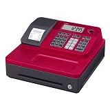 CASIO Cash Register [SE-G1] - Red - Cash Register
